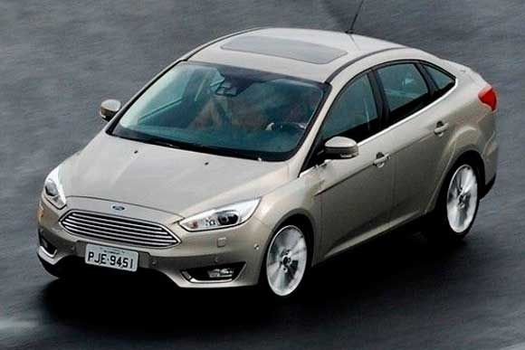 Conheca Os Dados Tecnicos Do Ford Focus Sedan Se 2 0 At 2019