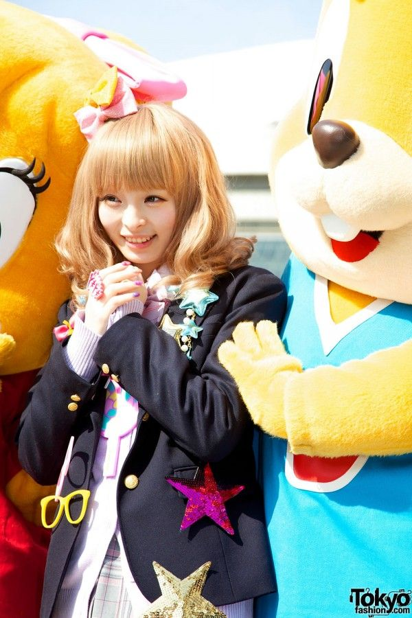 Kyary Pamyu Pamyu #japanese #girl #cute