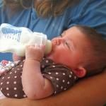 Homemade baby formula - Better for baby than store bought. Good to have recipe on hand if mommy can't breastfeed! As always, breast is best!