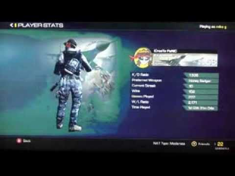 http://callofdutyforever.com/call-of-duty-tutorials/call-of-duty-ghosts-tipstricks-and-cheats-xbox-oneps4xbox-360ps3/ - Call of Duty Ghosts tips,tricks and cheats Xbox One,PS4,Xbox 360,PS3  this is a trick used to keep a high kill death ratio and win loss ratio while keeping a good winning streak on the xbox one,Playstation 4,xbox 360 and PlayStation 3.hack cheat tips tricks perks.