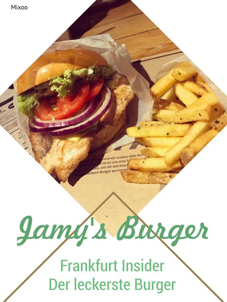 Ihr seid auf der Suche nach einem echten Frankfurt Insider? Nach dem leckersten Burger in Frankfurt? Entdeckt die leckersten Burger bei Jamy's Burger