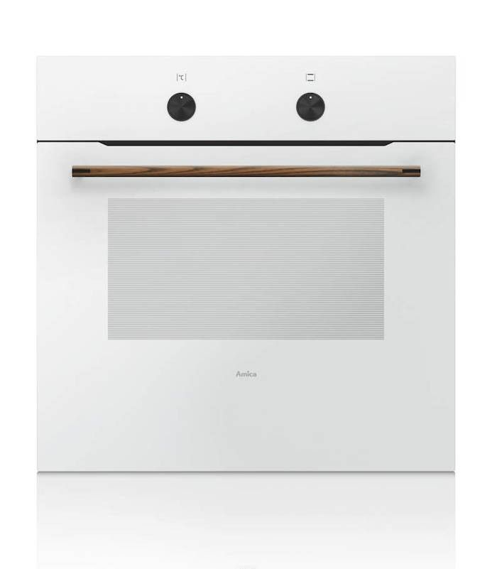Amica White Zen Oven, Remodelista