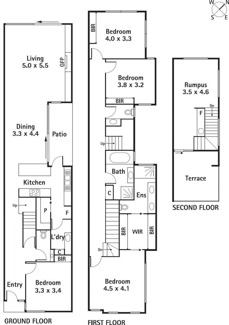 203a Pickles Street, Port Melbourne, Vic 3207 - floorplan