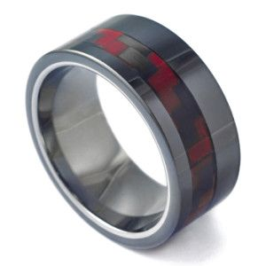 Tungsten rings and bands are so classy and stylish to wear in every occasion. Have a look on these collections of black tungsten rings