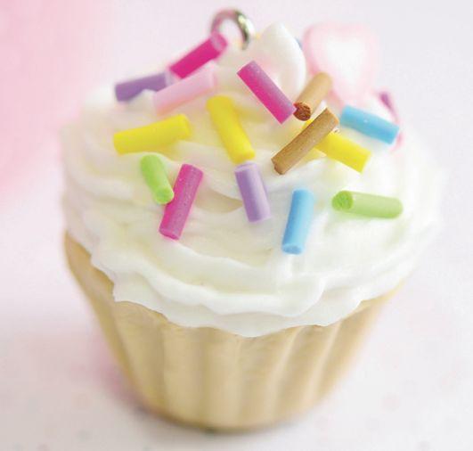Le pendentif cupcake