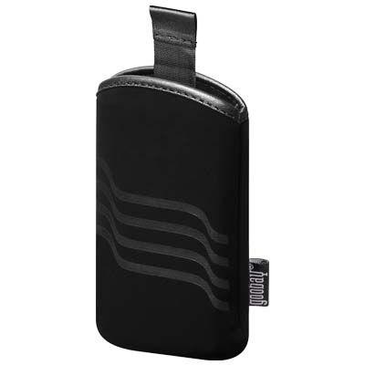 GOOBAY 62541 https://anamo.eu/el/p/o405SI_PJlfDTJo GOOBAY GOOBAY 62541, Universal θήκη υφασμάτινη θήκη για iphone και Smartphone. - Προστασία από γρατζουνιές και βρωμιά - Προστατευτικό κούμπωμα Κατάλληλο για συσκευές: Apple: iPhone ...