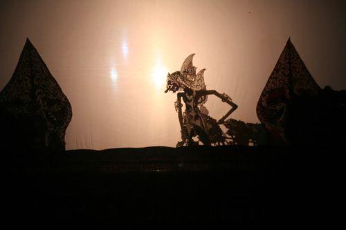 The puppet. #javanese #shadowpuppet #siluette #art