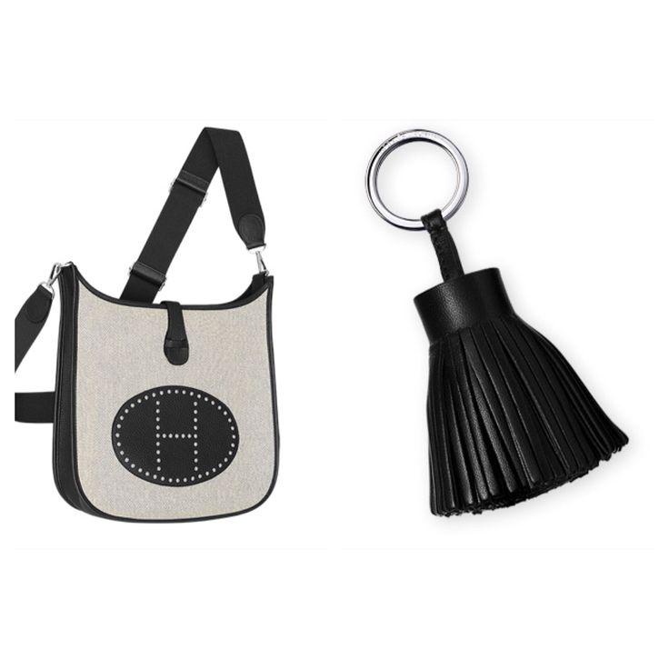 Hermes Carmen key charm Evelyne bag | Herm��s hermes | Pinterest ...