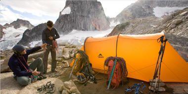 Echipament de expeditie: Cort Vango Spirit 300