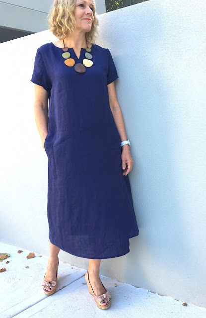 Sew Tessuti Blog - Sewing Tips & Tutorials - New Fabrics, Pattern Reviews: NEW :: The Jane Dress Pattern