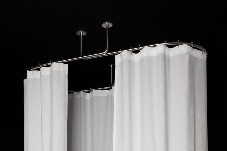 Galbobain Tringle De Rideau De Douche Plafond Ovale Objets Pinterest Ceilings And Bath