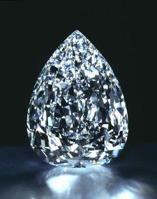 203.04 Millennium Star - flawless largest diamond in the world