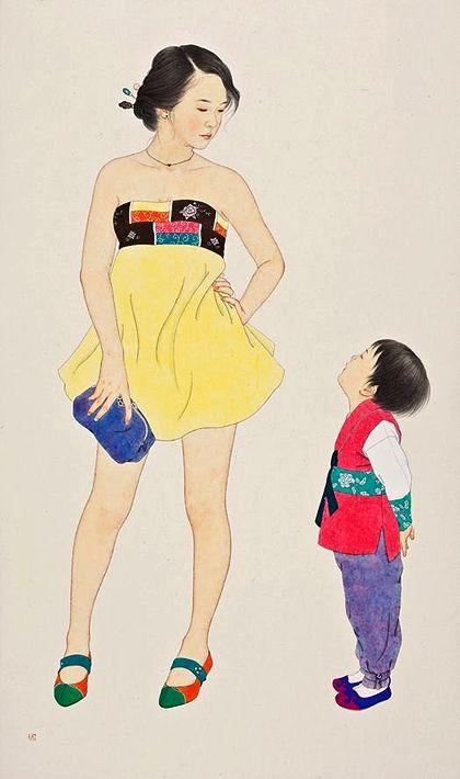 Korran Art Shin Sun-Mi, Secret 3, 2012