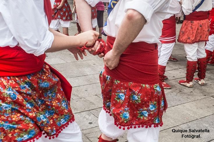 Els Bastoners de Terrassa formen part actuva de tots els actes de la Festa Major de Terrassa, on la cultura popular és un dels principals referents
