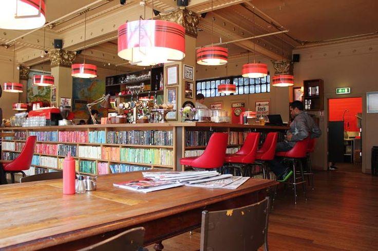 Las 25 mejores ideas sobre dise o de cafeter a en - Decoracion de cafeterias ...