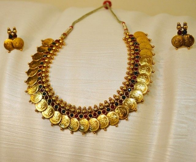 Authentic Marathi Jewelry...Lakshmi Haar