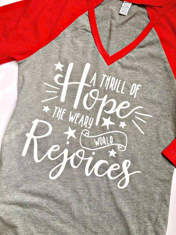 Christmas shirts Christmas shirts for women by AllGoodThreads
