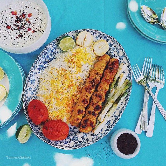 Persian Food, Persian Recipes, Iranian Cuisine