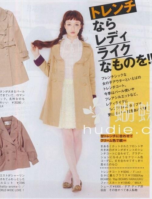 Japanese Fashion Tumblr Le Refernces Pinterest