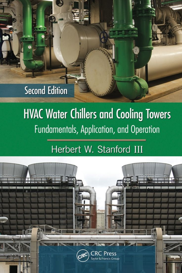 HVAC Water Chillers and Cooling Towers (eBook Rental