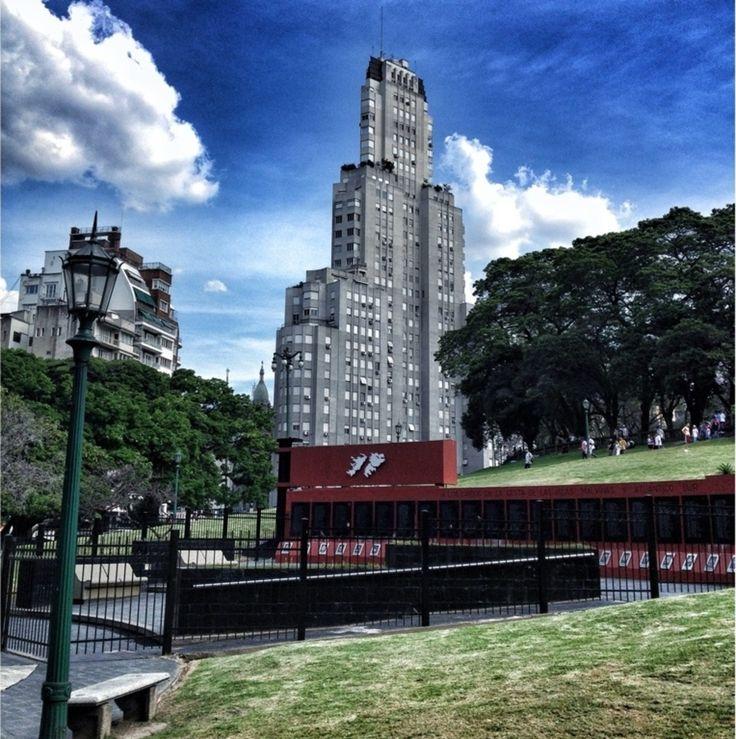 Plaza San Martin Buenos Aires, Argentina