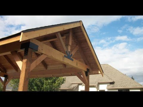 Pergola Designs With Roof Pergola Designs With Pitched
