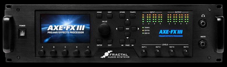 Fractal Audio Introduces the Axe-Fx III