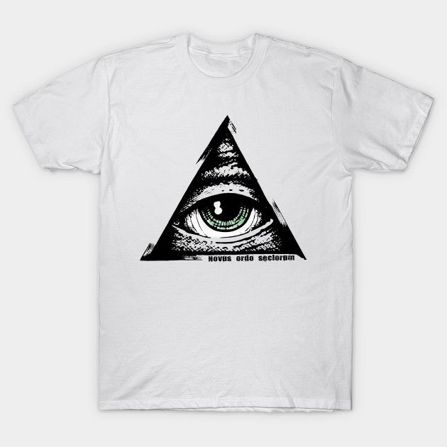 Dollar Pyramid Eye - Novus Ordo Seclorum Dollar Pyramid Eye - Novus Ordo Seclorum T-Shirt Dollar Pyramid Eye - Novus Ordo Seclorum 2367147 0 2367147 0 Dollar Pyramid Eye Novus Ordo Seclorum T-Shirt Design by cowfishdiva  Dollar Pyramid Eye - Novus Ordo Seclorum