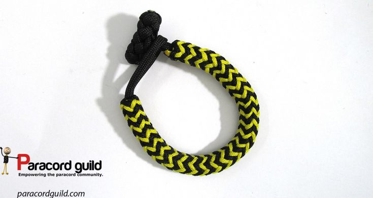 parachute cord bracelet instructions