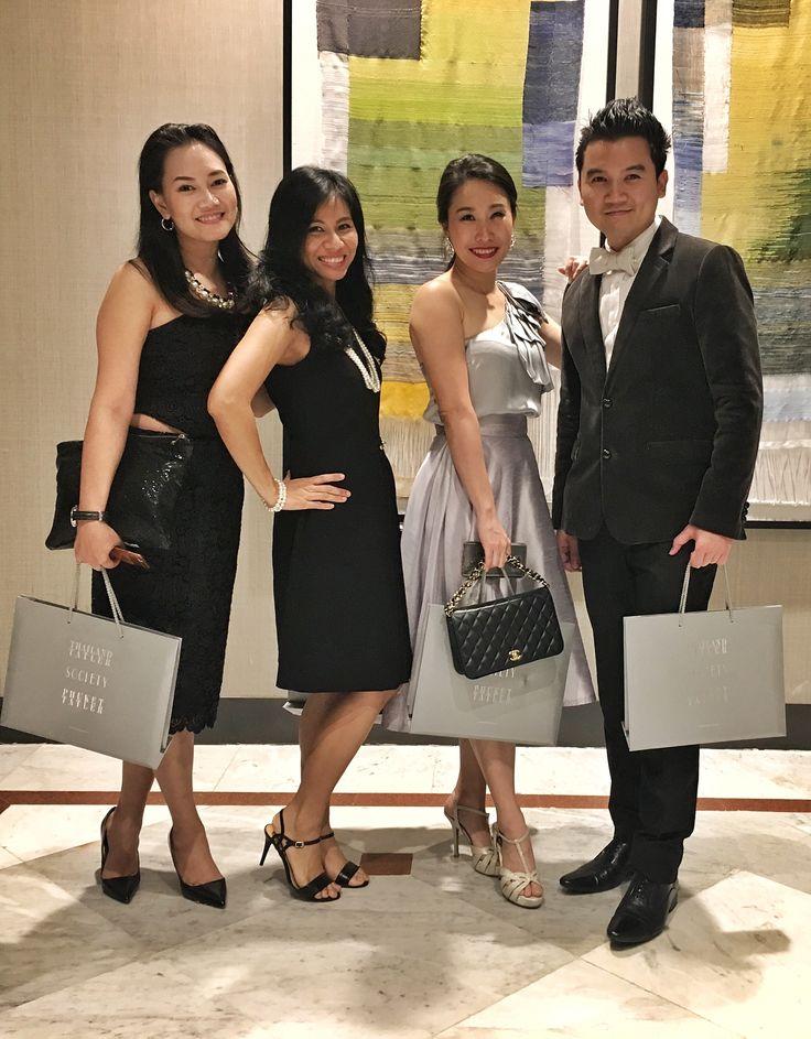 The gala dinner of @ThailandTatler's 26th Anniversary Night