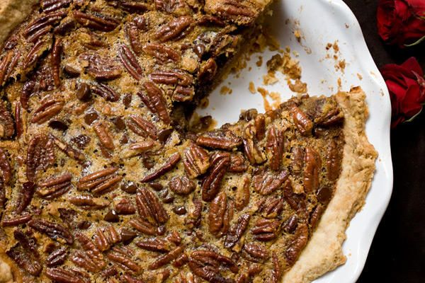 Learn to make a rich chocolate pecan pie with bourbon for your Thanksgiving, Christmas, or special occasion feast. Chowhound's easily outlines how to make the...