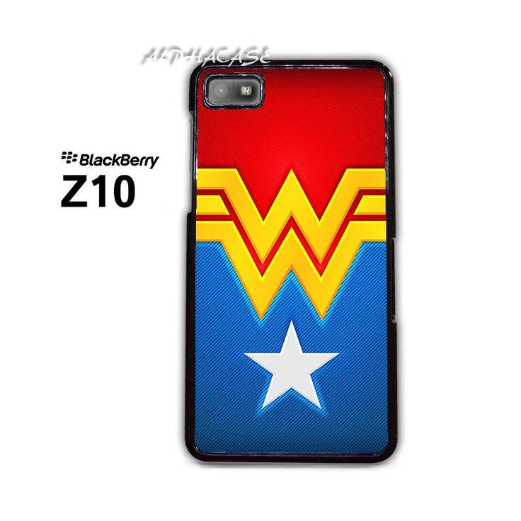 Wonder Woman Custom BB BlackBerry Z10 Z 10 Case