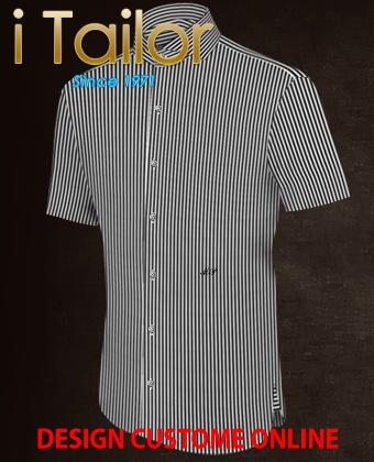 Design Custom Shirt 3D $19.95 chemise italienne sur mesure Click http://itailor.fr/shirt-product/chemise-italienne-sur-mesure_it1822-2.html