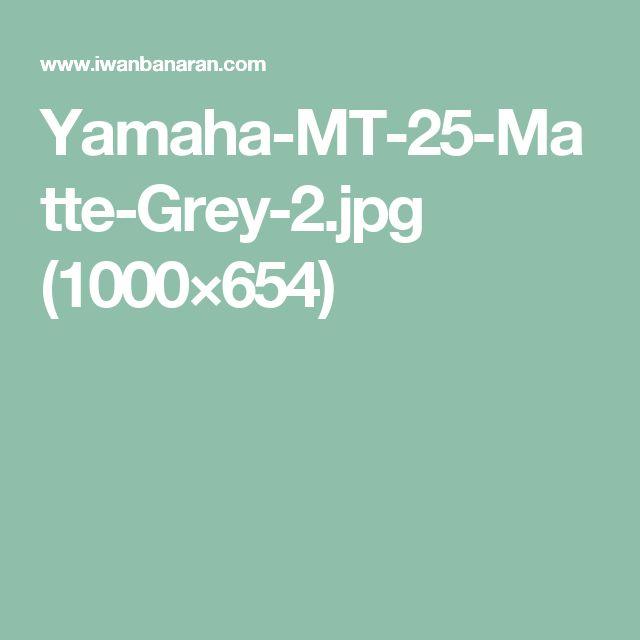 Yamaha-MT-25-Matte-Grey-2.jpg (1000×654)