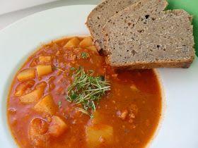 Zdravě jíst: Bramborový guláš