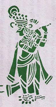 Sanjhi - Krishna
