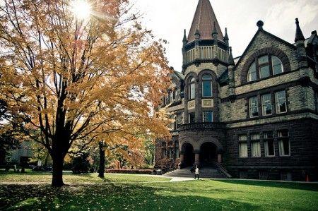 Victoria University at the University of Toronto
