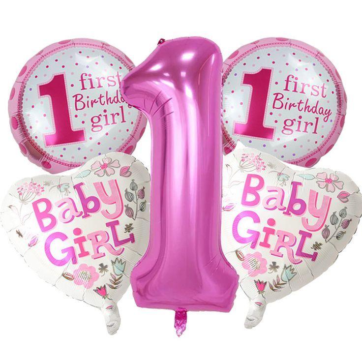 Helium Folienballon Zahl 9 Geburtstag Geschenk Rosa XL Zahlen Pink Jubiläum Deko