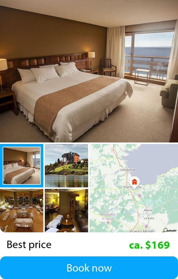 Cumbres Patagonicas (Puerto Varas, Chile) – Book this hotel at the cheapest price on sefibo.