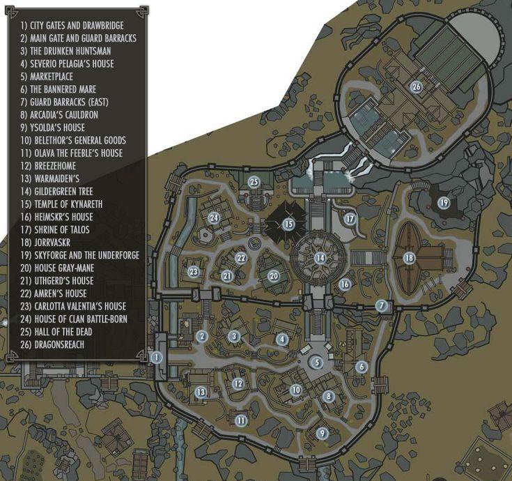 Whiterun (Skyrim) - The Elder Scrolls Wiki
