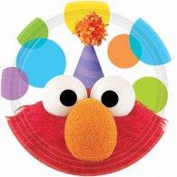 Elmo Plates $7.95 A545597