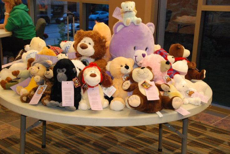 Girl Scout Leader 101: Service Unit Event: Teddy Bear Sleepover