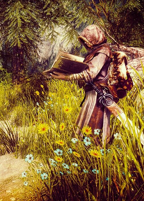 """(Nordic Mage/Alchemist) Children's authors! Follow board: """"Some day you will be old enough to start reading fairy tales again"""" for more inspiration. http://www.pinterest.com/bookpublicist/some-day-you-will-be-old-enough-to-start-reading-f/"""