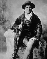 Calamity Jane's fame comes more from her adventurous exploits, but she also nursed smallpox patients in the Black Hills of South Dakota.