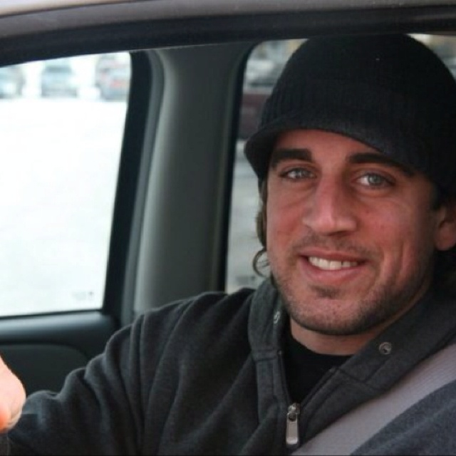 Sorry Not Sorry for the excessive amount of Aaron Rodgers pics