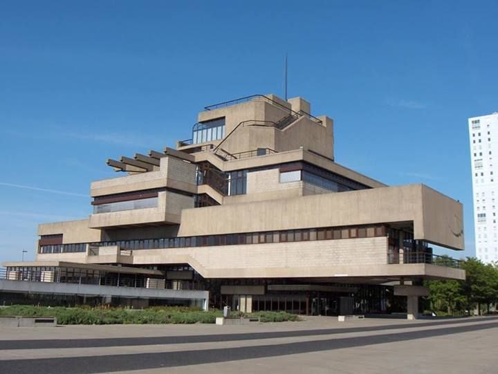 Terneuzen (Niederlande), Rathaus, 1973 errichtet, Pläne: Van den Broek & Bakema.