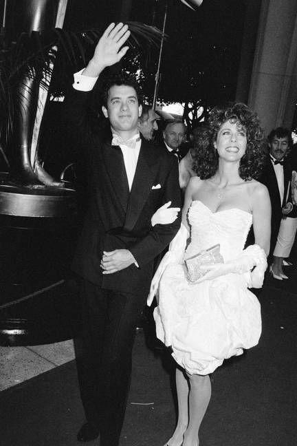The cutest Oscars couples: Tom Hanks and Rita Wilson