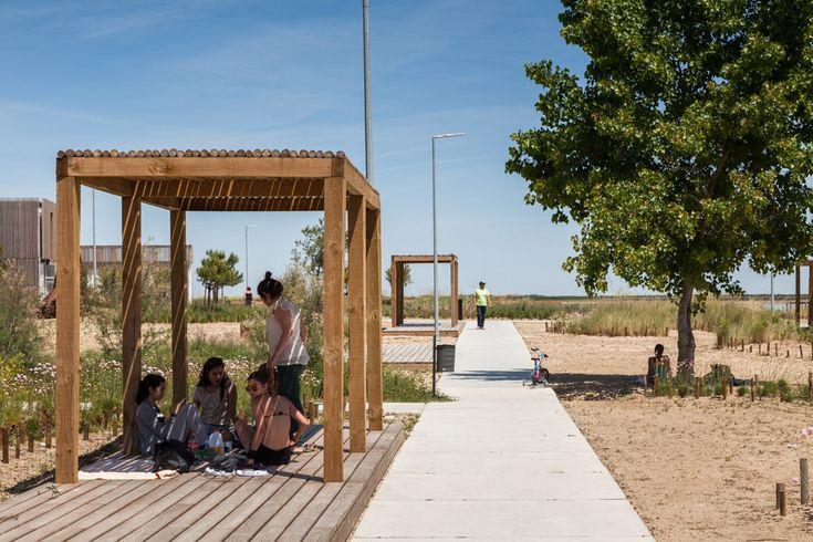 Tagus Linear Park by Topiaris Landscape Architecture 15 « Landscape Architecture Works | Landezine