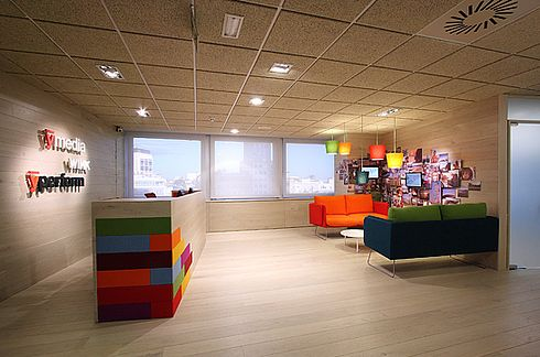 YMedia in San Francisco | 22 Gorgeous Startup Offices You Wish You Worked In