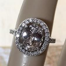 black diamond engagement ring http://shineonyourdiamond.blogspot.com/